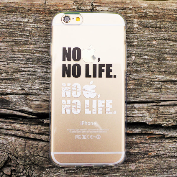 MADE IN JAPAN Soft Clear iPhone 6/6s Case - Life Message - Dhouse USA - 2