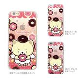 MADE IN JAPAN Soft Clear iPhone 6/6s Case - Donut Angel Bear - Dhouse USA - 2