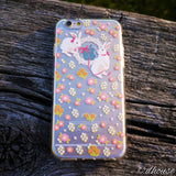 MADE IN JAPAN Soft Clear iPhone 6/6s Case - Cute Rabbit - Dhouse USA - 3