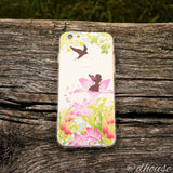 MADE IN JAPAN Soft Clear iPhone 6/6s Case - Thumbelina - Dhouse USA - 3