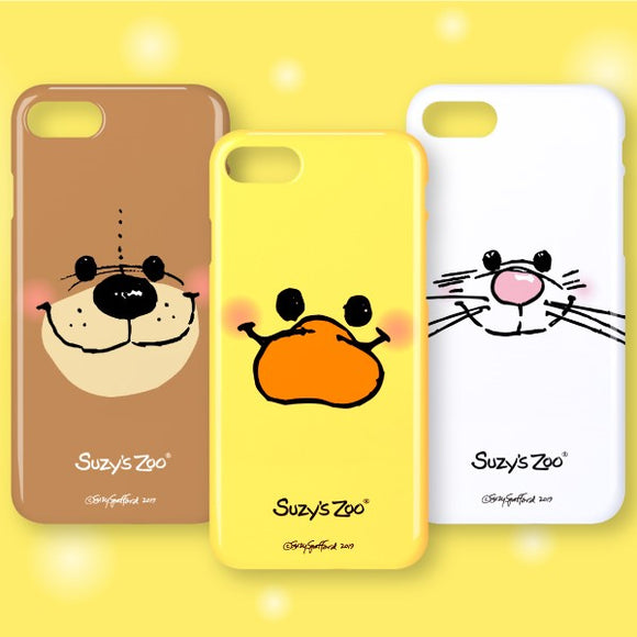 Cute Snap iPhone Case by Suzy's Zoo - Made in Japan