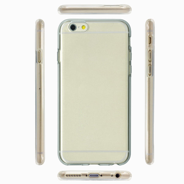 MADE IN JAPAN Soft Clear iPhone 6/6s Case - Cosmetics Palette - Dhouse USA - 6