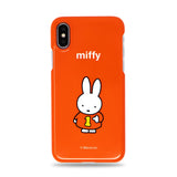 Miffy Snap iPhone Case Orange