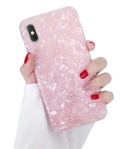 Glitter Bling Cute iPhone Case - Pink