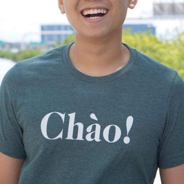 Chao! Heather T-Shirt