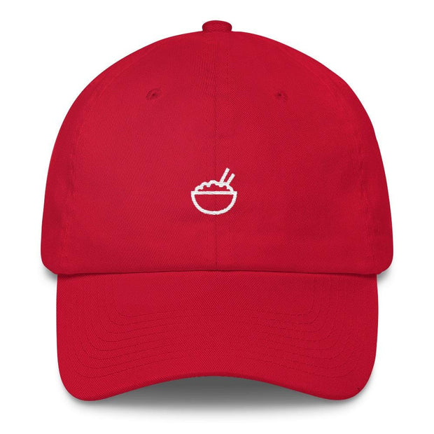 Rice Bowl Dad Hat