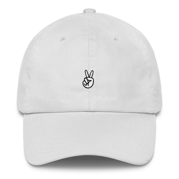 Peace Sign Dad Hat