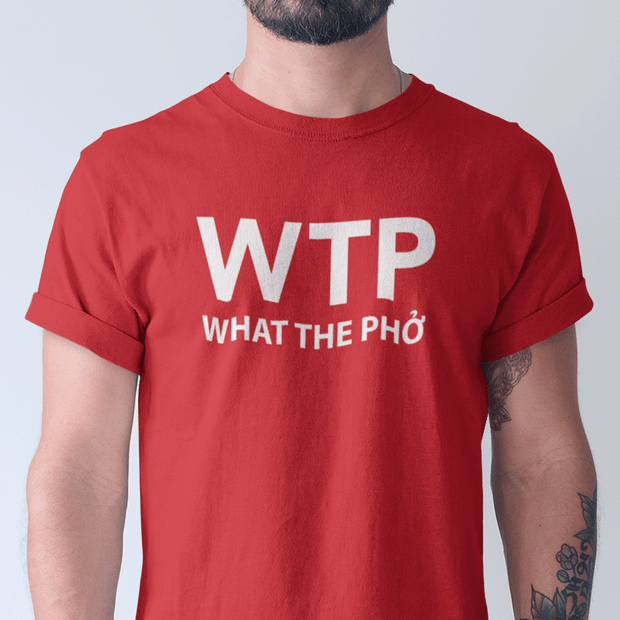 WTP What The Pho T-Shirt