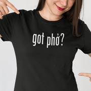 Got Pho Ladies Tee