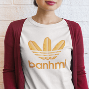 Banh Mi Stripes Ladies Tee
