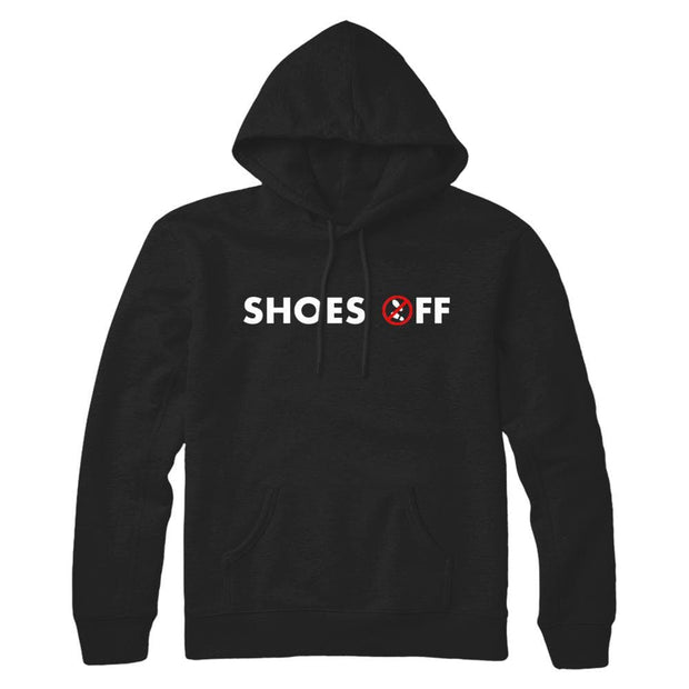 Shoes Off Hoodie