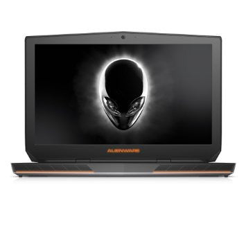 DELL Alienware AW17R3-1675SLV Gaming Laptop 6th Generation Intel Core i7 6700HQ 2.60 GHz 8 GB Memory