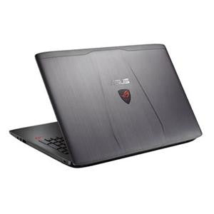 Notebook - Intel Core i7-6700HQ Quad-core, 2.60 GHz - Metallic