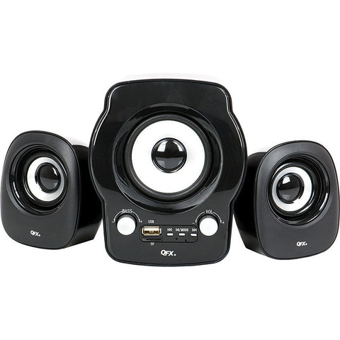 2.1 USB Powered Multimedia Speaker