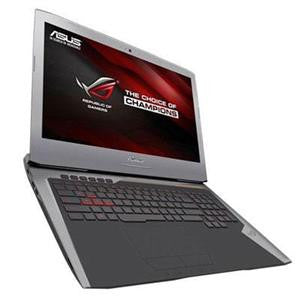 "ROG G752VY-DH72 17.3"" (In-plane Switching (IPS) Technology) Notebook - Intel Core i7 i7-6700HQ Quad-core (4 Core) 2.60 GHz - Copper Silver, Gray"