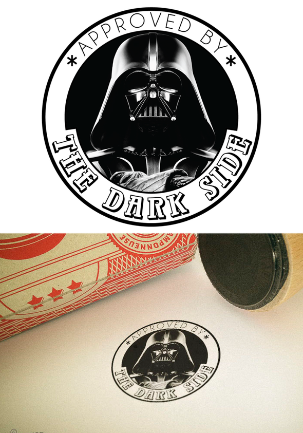 Tampon Dark Side