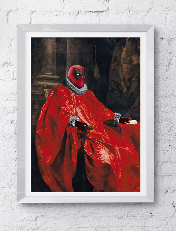 Poster Deadpool Richelieu