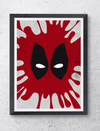 Poster Deadpool Splash