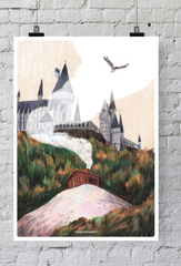 Poster Harry Potter - Good HippoGriff