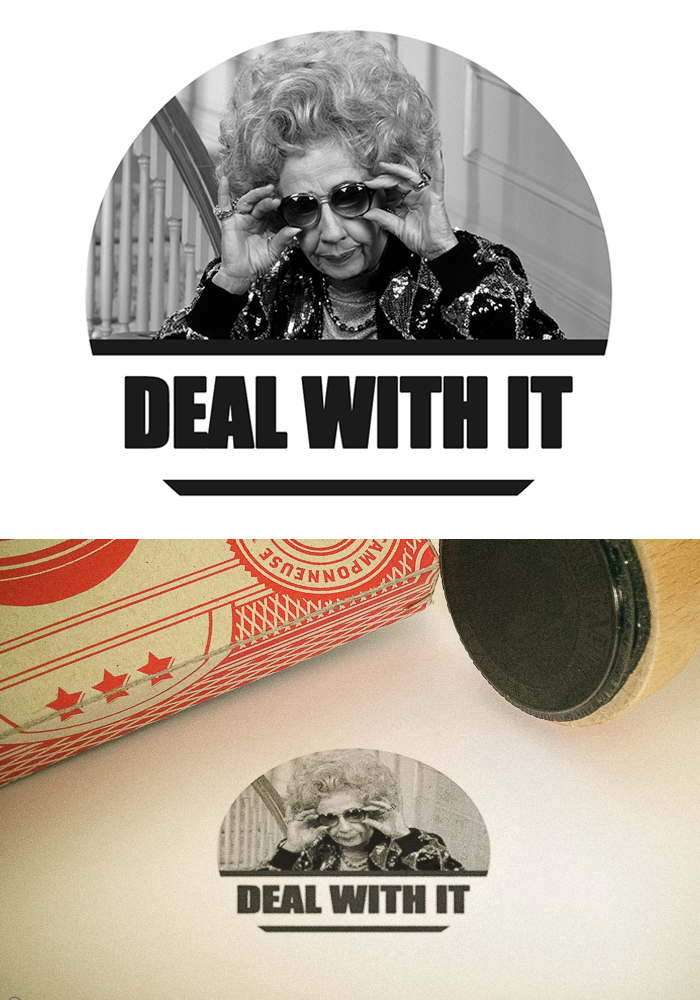 "Tampon Yetta ""Deal with it"""
