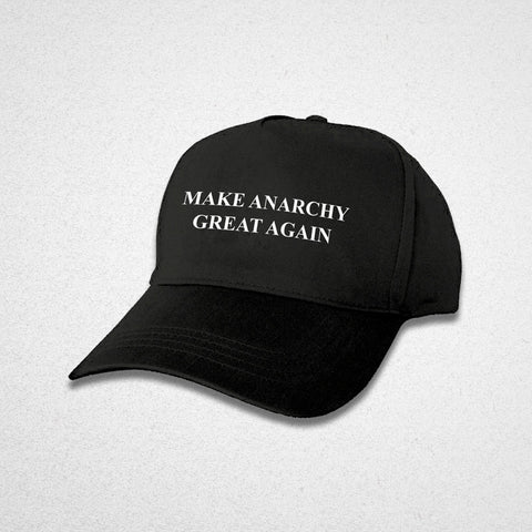 Anarchy Dad Hat
