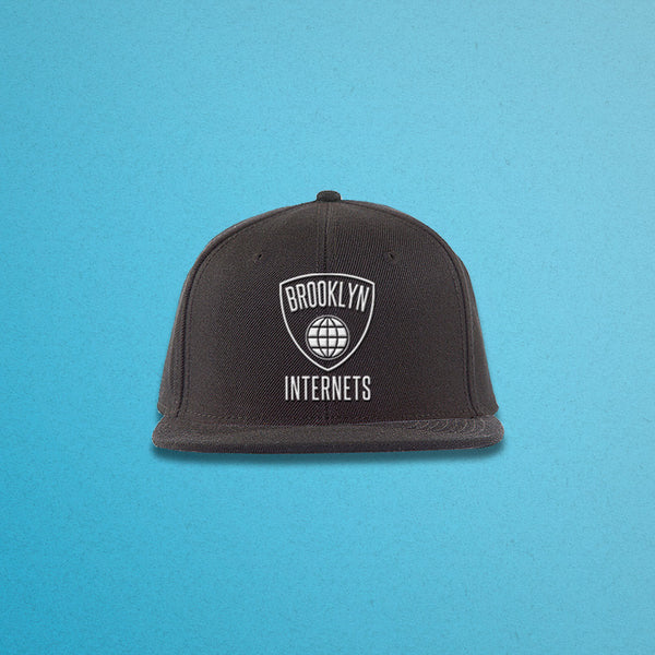 Brooklyn Internets Snapback Hat