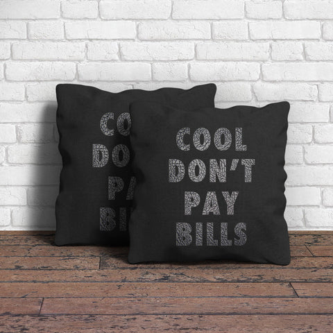 Bills Throw Pillow