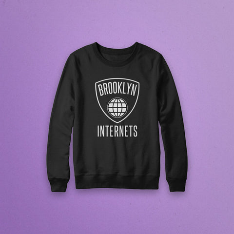 Brooklyn Internets Crewneck Sweatshirt