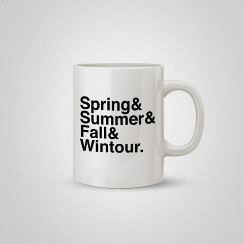 Coldest Wintour Coffee Mug