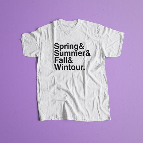 Coldest Wintour Tee