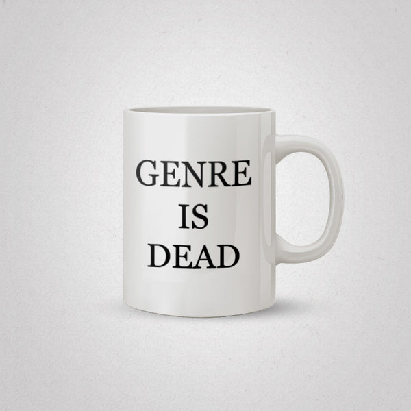 Genre is Dead Coffee Mug