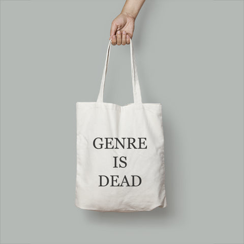 Genre Is Dead Tote Bag