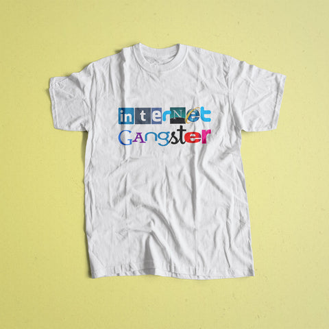 Internet Gangster Tee