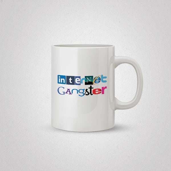 Internet Gangster Coffee Mug