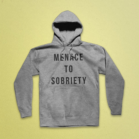 Menace Hooded Sweatshirt