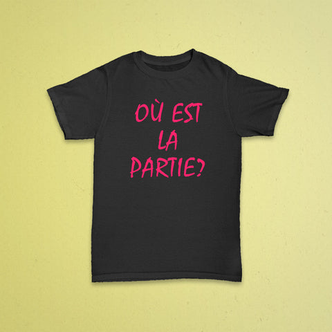 Party Monster Youth Tee