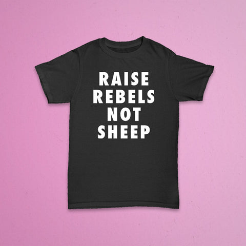 Raise Rebels Youth Tee