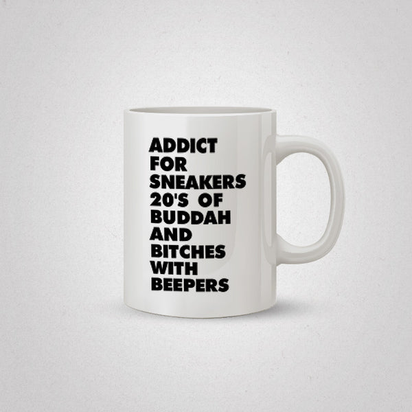 State of Mind Coffee Mug