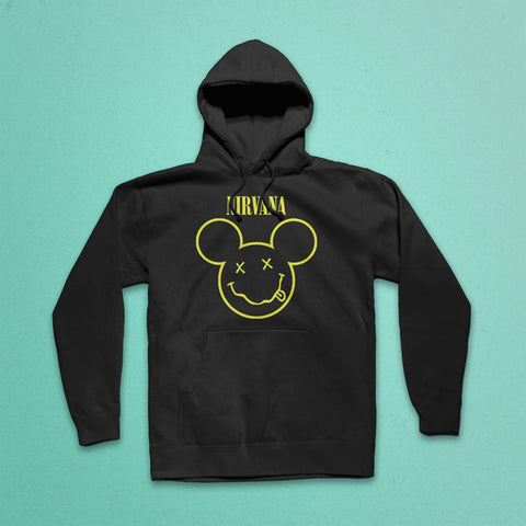 Teen Spirit Hooded Sweatshirt