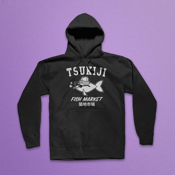Tsukiji Hooded Sweatshirt