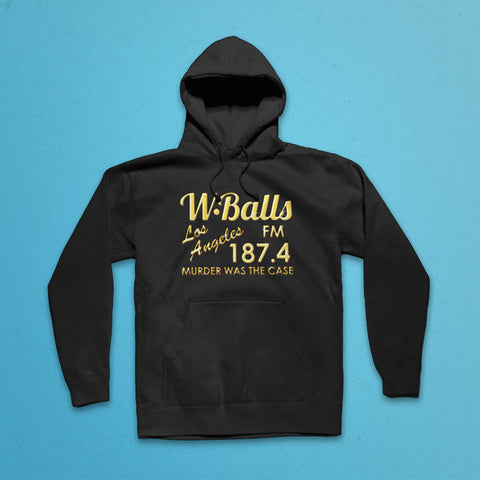 W-Balls Hooded Sweatshirt