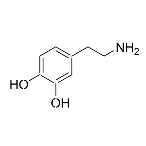 Dihydroxyphenethylamine (Dopamine) - Highjacked Tattoos - Lasts Two-Weeks - 100% Organic - Gluten Free - Free shipping within the U.S.