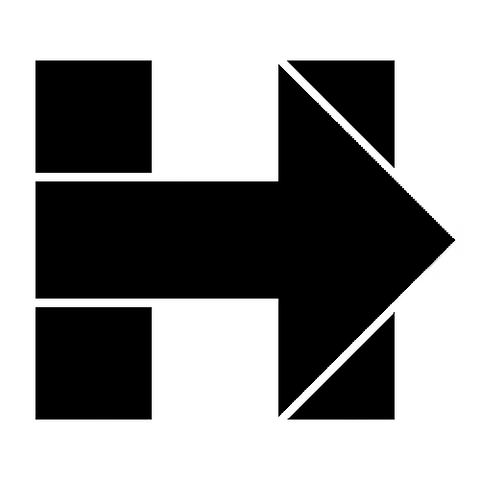 Hillary 2016 (Presidential Campaign Logo) - Highjacked Tattoos - Lasts Two-Weeks - 100% Organic - Gluten Free - Free shipping within the U.S.