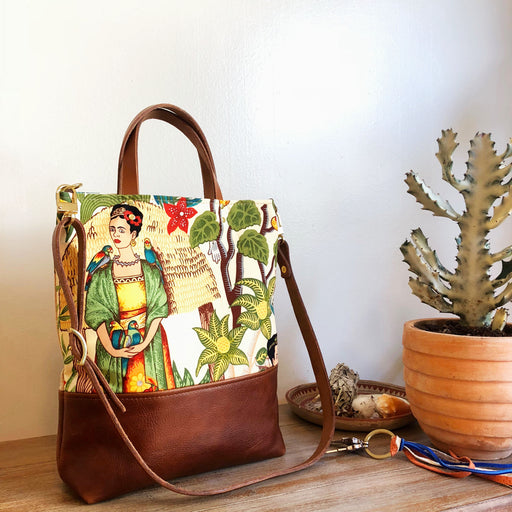 Crossbody Bag Frida's Garden