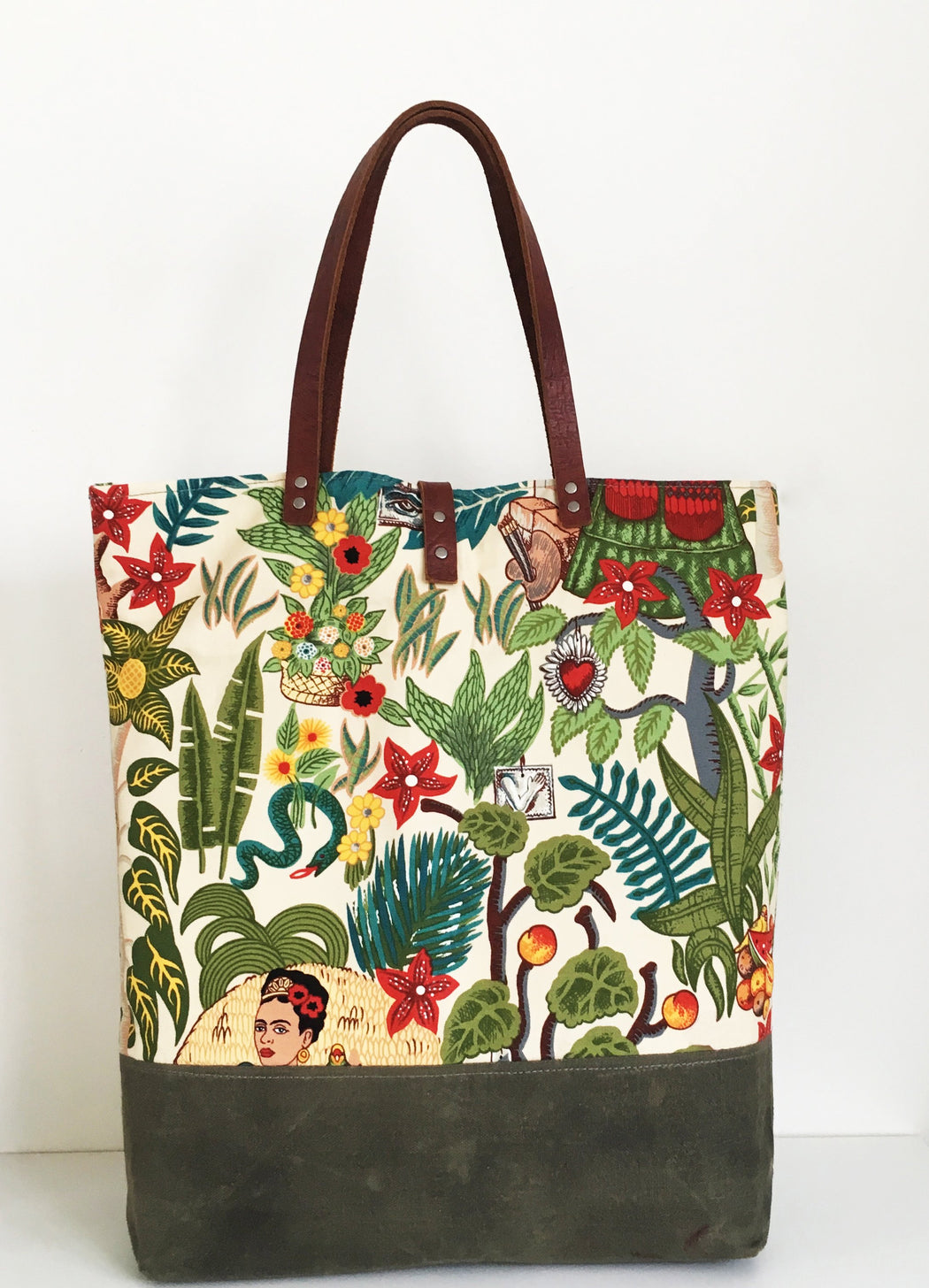 Tote Bag Frida's Garden