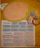 Animal Cell Organelle Cut and Paste
