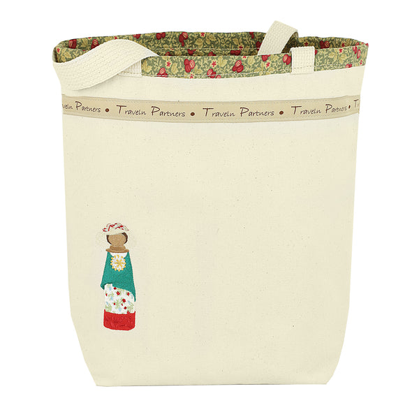 Canvas Bag - A Reminder of Quiet Sunday Afternoons