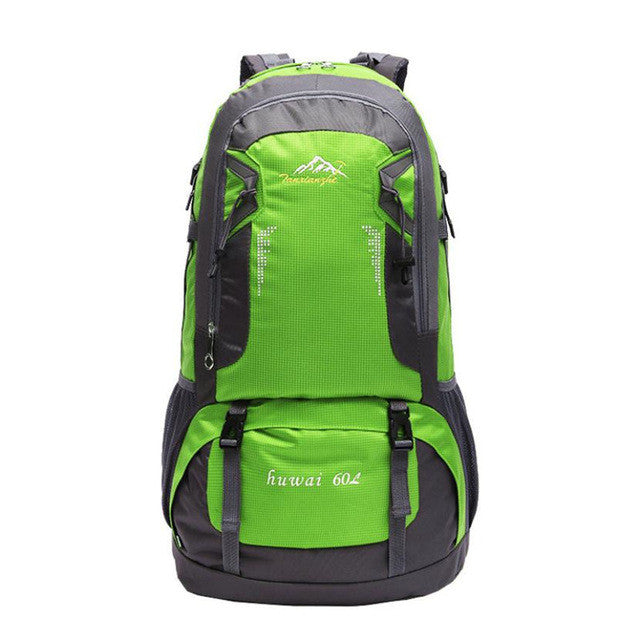 60L Pro Outdoor Waterproof Hiking Bag
