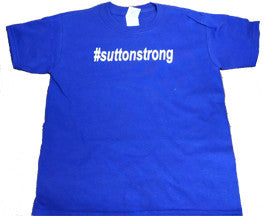 #suttonstong Youth Tee