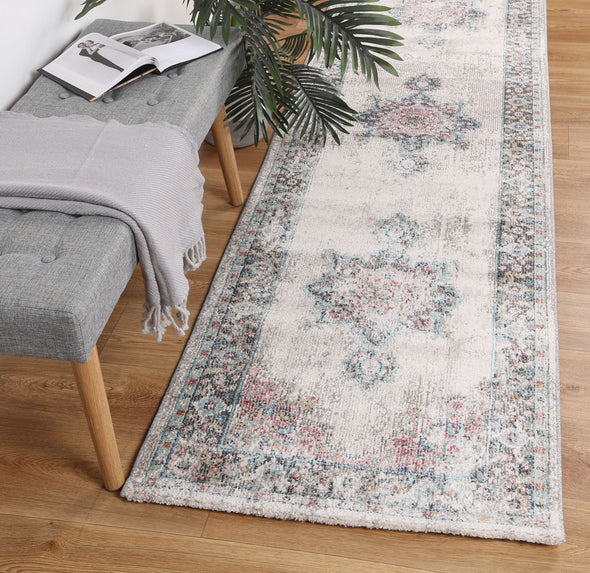 Brentwood Transitional Cream Rug